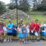 Photo of young kids at the Lehigh Valley Zoo in schnecksville pa